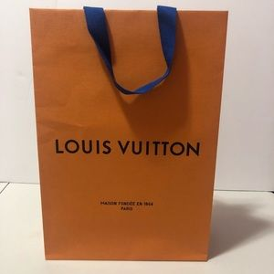 Louis Vuitton gift bag